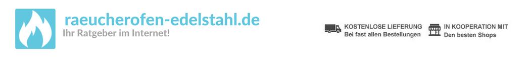 Räucherofen-Edelstahl